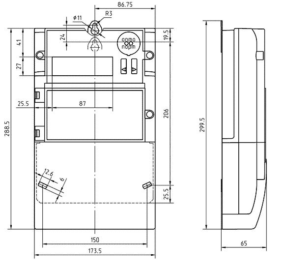 Меркурий 230 100в схемы подключения